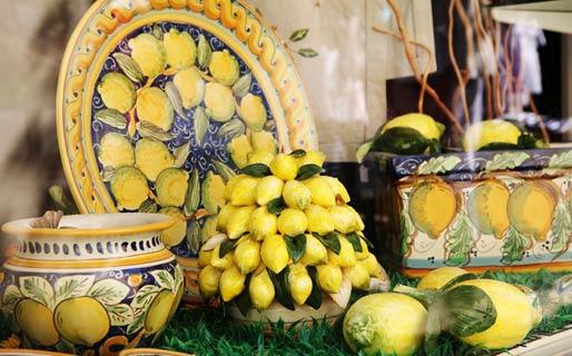 L'Oasi Ceramiche Capri